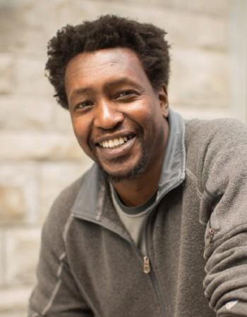 Mukoma Wa Ngugi, assistant professor of English (ENGL).